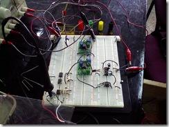 脉搏实验之电路