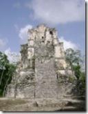 la Grande pyramide de Muyil