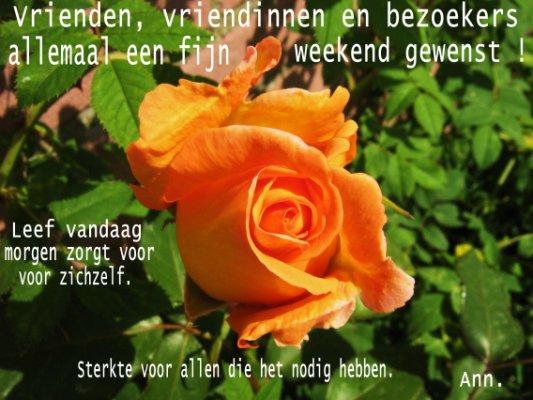 Weekendwens